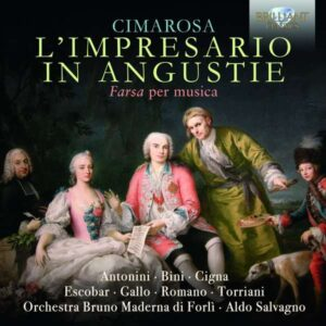 Domenico Cimarosa: L'Impresario in Angustie