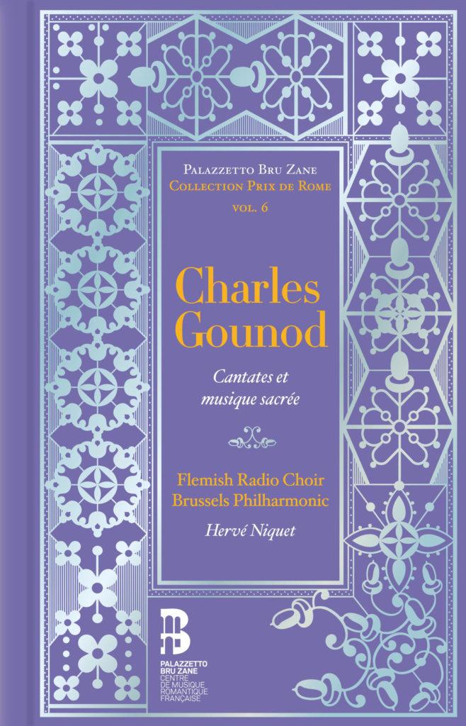 Gounod: Cantatas and sacred music